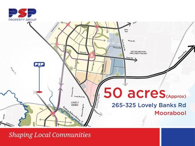 265-325 Lovely Banks Road, Moorabool VIC 3213