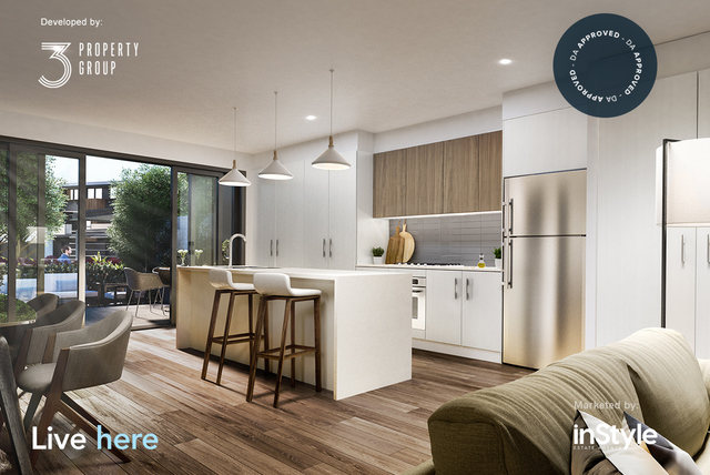 Tempo Collective - Grand three bedroom, Throsby ACT 2914