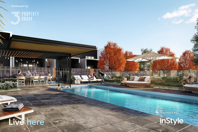 Tempo Collective - Superior three bedroom triplet, Throsby ACT 2914