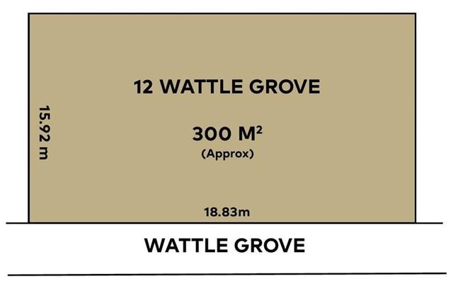 12 Wattle Grove, Klemzig SA 5087