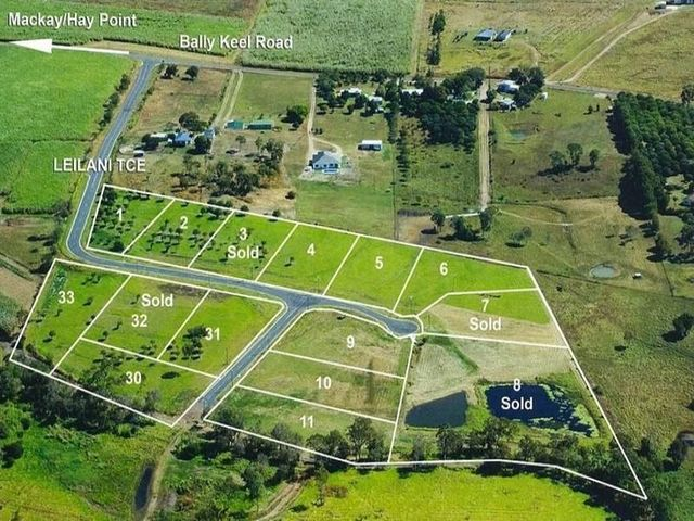 Lots Available Leilani Terrace, Alligator Creek QLD 4740