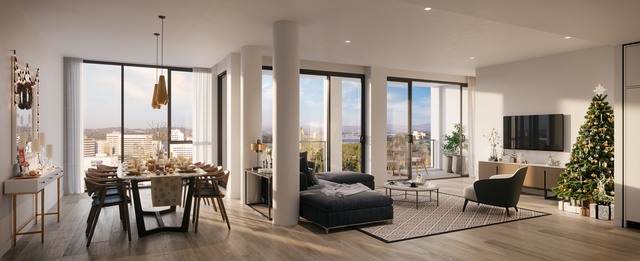 The Capitol Residences - 4 Bedroom Apartment, ACT 2601