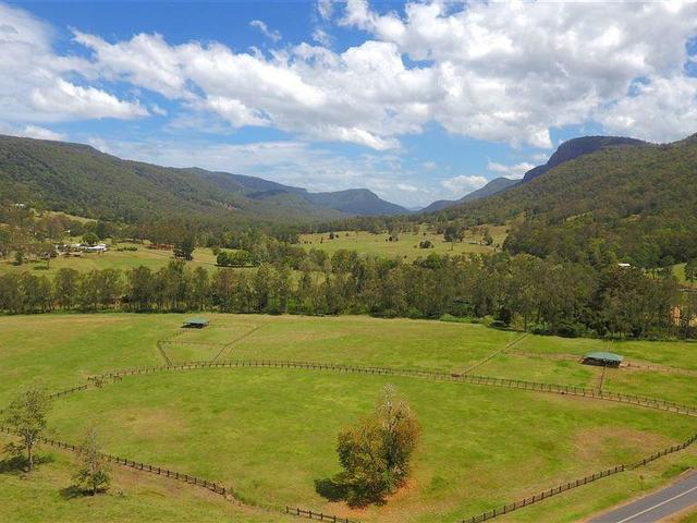 2445 Nerang - Murwillumbah Road, Numinbah Valley QLD 4211
