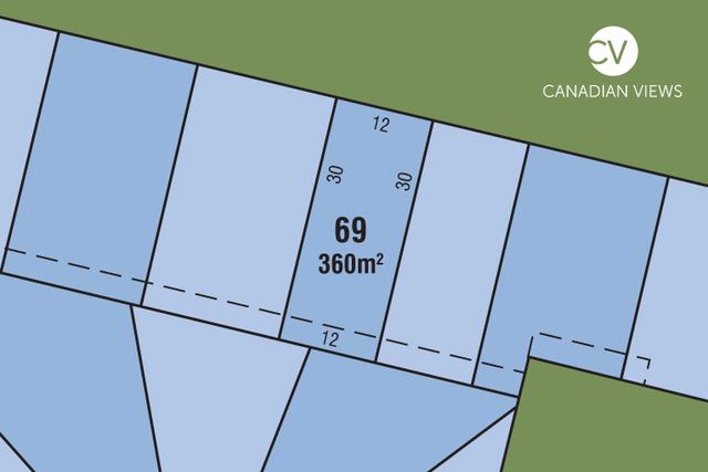 Lot/69 Canadian Views, Canadian VIC 3350