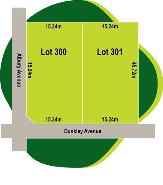 Lot 300-301/null Dunkley Street, Altona VIC 3018