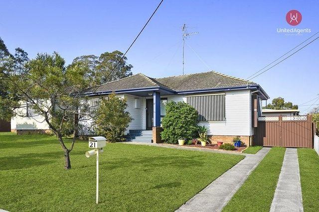 21 Ryeland Street, Miller NSW 2168