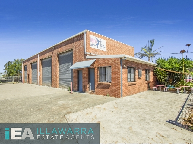 Unit 1/4 Sunset Ave, Barrack Heights NSW 2528