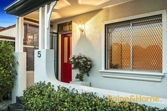 5 Ingham Avenue, Five Dock NSW 2046