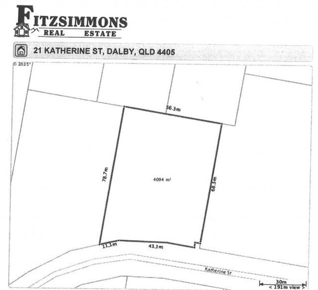 21 Katherine Street, Dalby QLD 4405