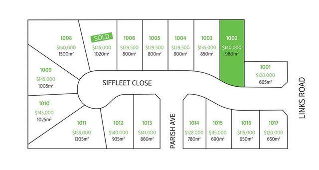 Lot 1002/Siffleet Close Links Estate, NSW 2380