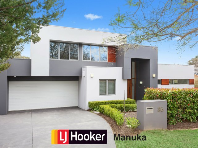 36 Quiros Street, Red Hill ACT 2603
