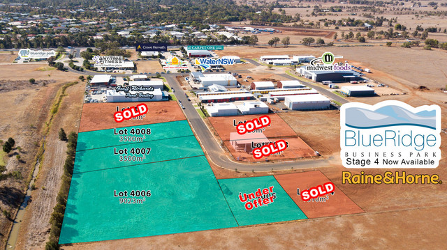 Lots 4001-4008 Asset Way, Dubbo NSW 2830