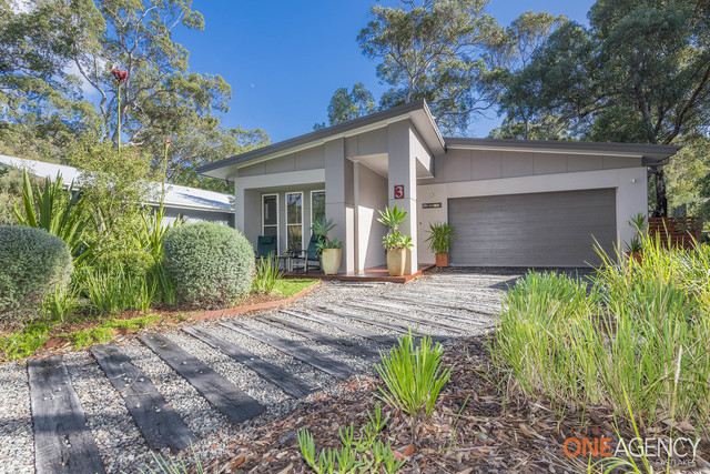 3 Spotted Gum Lane, Murrays Beach NSW 2281