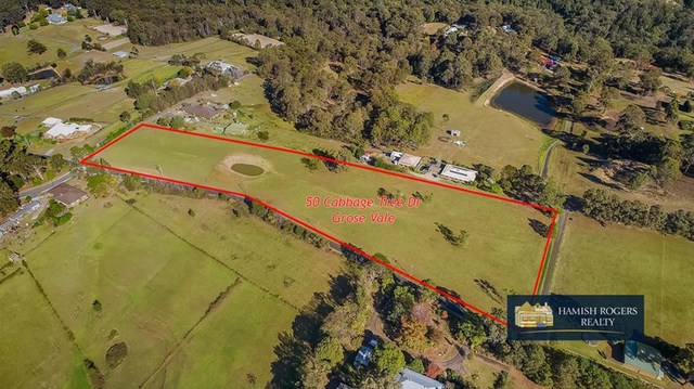 50 Cabbage Tree Road, Grose Vale NSW 2753