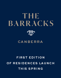 THE BARRACKS, CANBERRA CITY - THE BARRACKS, CANBERRA CITY, ACT 2601