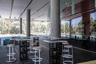 Freshly Modelled New Acton Cafe And Bar