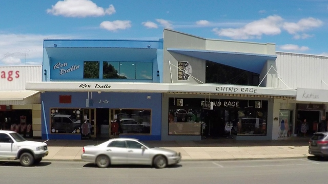 Ron Dalla/ Rhino Rage, Griffith NSW 2680