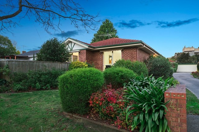 1/41 Sunbeam Avenue, Ringwood East VIC 3135