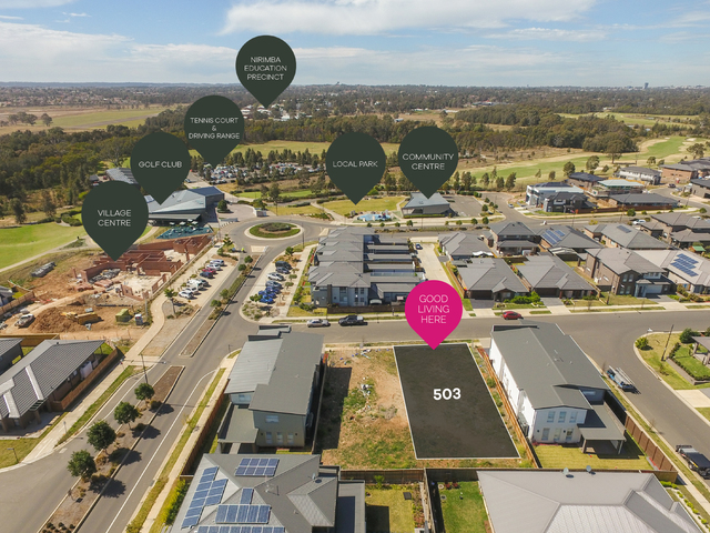 Lot 503 Settlers Avenue, NSW 2761