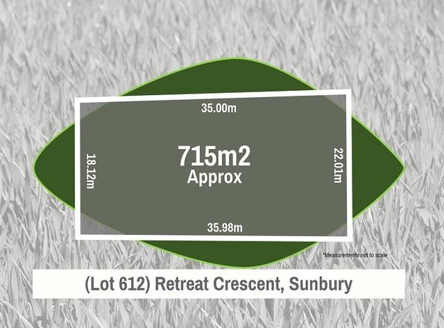 Lot 612 Retreat Crescent, Sunbury VIC 3429