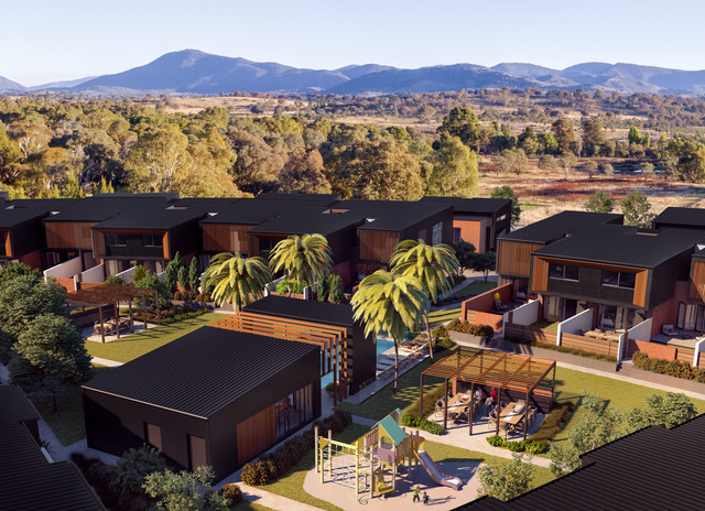 Avani Terraces - A Beautiful Place to Live, ACT 2900