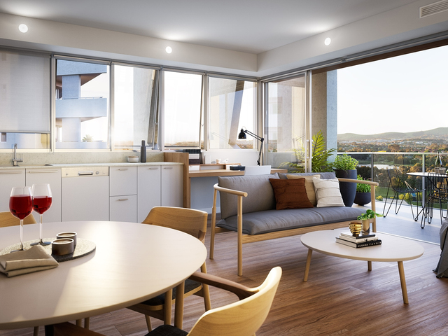 LUMI Collection - 1 Bedroom, Gungahlin ACT 2912
