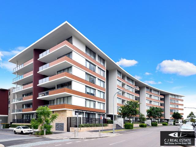 104/18 Shoreline Drive, Rhodes NSW 2138