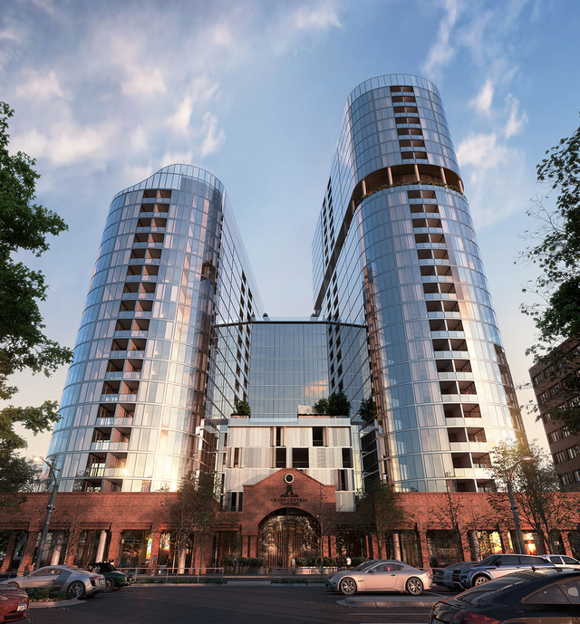 Grand Central Towers - 3 bedroom apartment, Woden ACT 2606