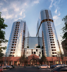 Grand Central Towers - 3 bedroom apartment