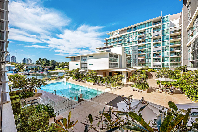 2111 'Freshwater Point' 33 Te Peters Drive, Broadbeach Waters QLD 4218