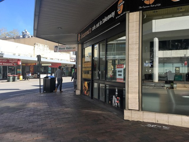Macquarie Street, Parramatta NSW 2150