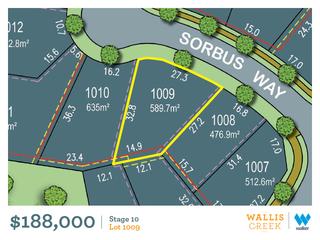 Lot 1009 Sorbus Way