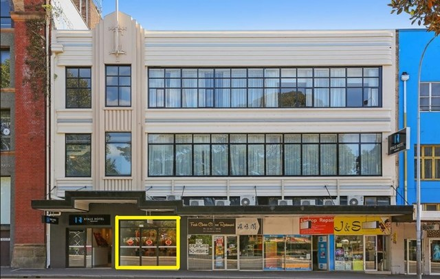 Commercial Real Estate For Lease In Broadway NSW 2007