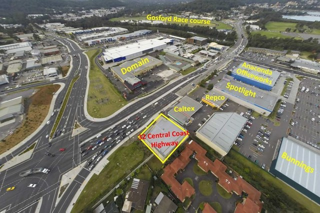 Top Floor/32 Central Coast Highway, West Gosford NSW 2250