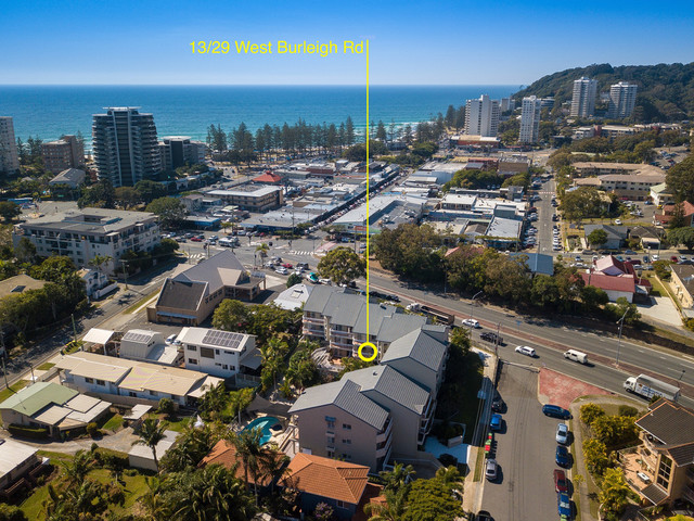 13/29 West Burleigh Road, Burleigh Heads QLD 4220