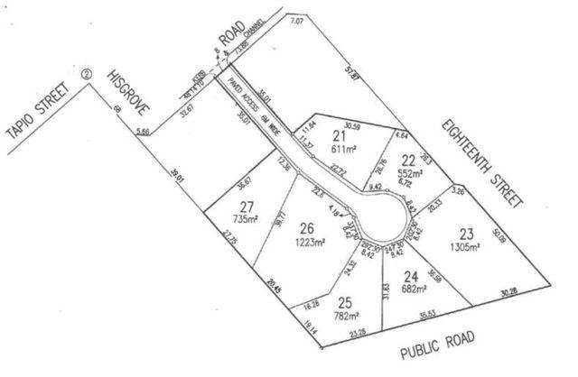 Lot 21, 23, 24 Eighteenth Street, SA 5341