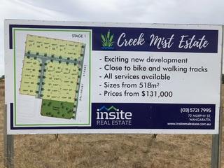Creek Mist Estate