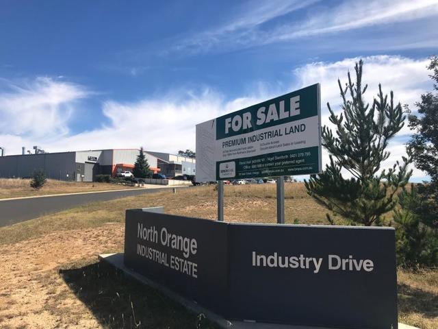 Proposed Lot 3 Industry Drive, Orange NSW 2800