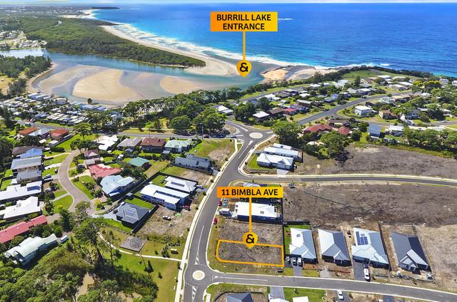 11 (Lot 106) Bimbla Avenue, NSW 2539