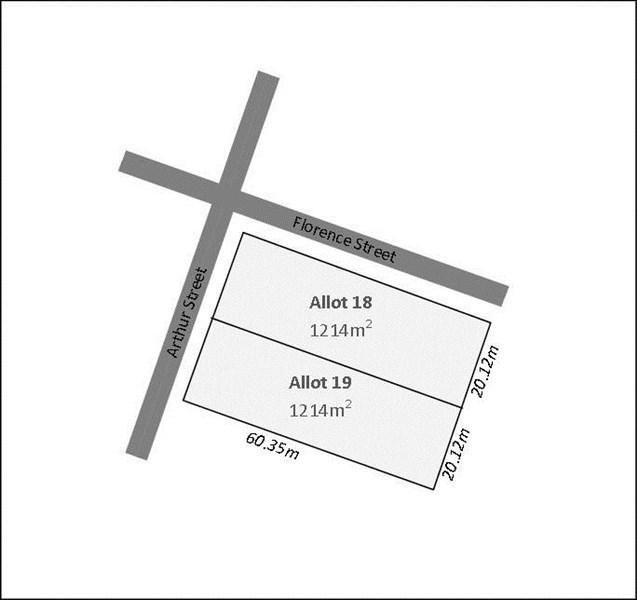 A 18 & 19 Arthur Street, Jamestown SA 5491