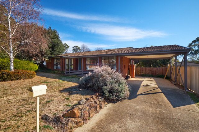 6 Fortescue Place, Kaleen ACT 2617