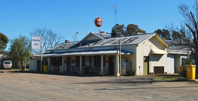 Riverina Highway, Blighty NSW 2713
