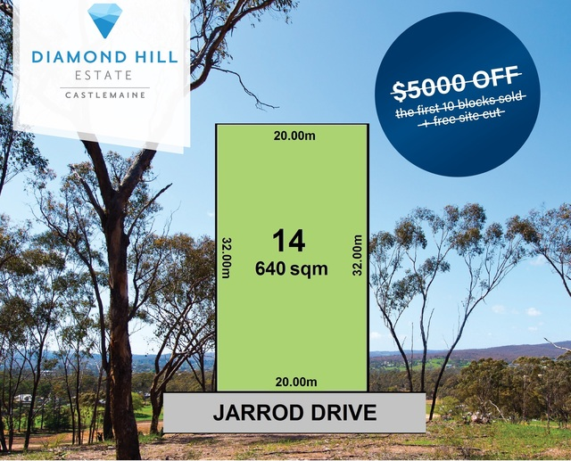 Lot 14 Jarrod Drive, Mckenzie Hill VIC 3451