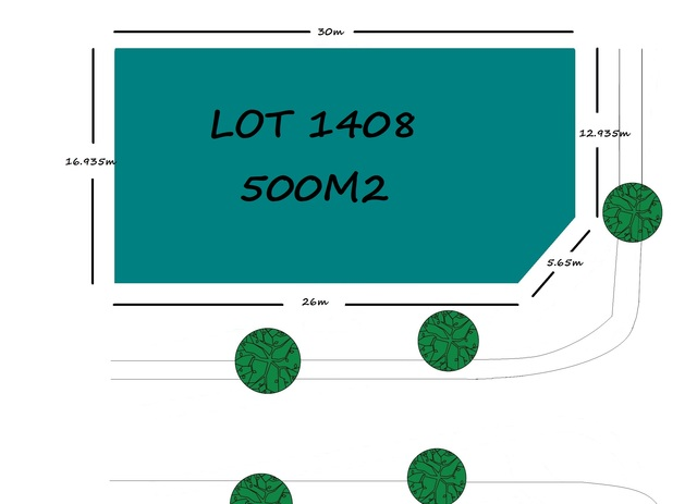 Lot 1408 Bayswood Avenue, Vincentia NSW 2540