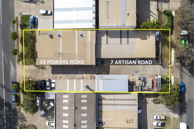 59 Powers Road & 7 Artisan Road, Seven Hills NSW 2147