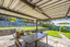 Covered Outdoor Entertaining Area
