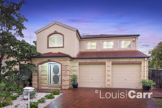 11 Active Place, Beaumont Hills NSW 2155