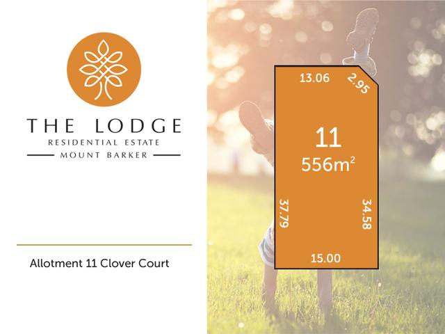 Lot 11 Clover Court, Mount Barker SA 5251