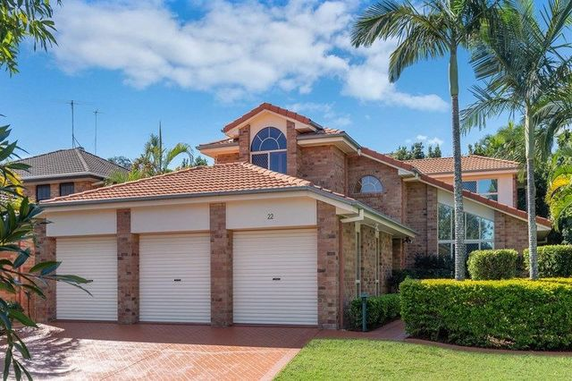 22/15 Abel Smith Crescent, Mount Ommaney QLD 4074
