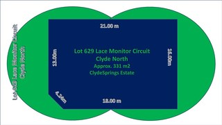629/null Lace Monitor Circuit